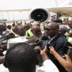 Ethiopian Airlines touched down at Kaduna International Airport