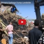 Video: Garbage Dump Landslide in Addis Ababa