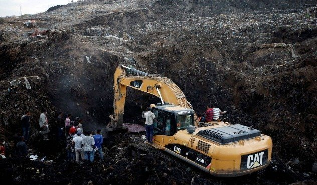 Garbage dump landslide, our humiliation and origins of it - Ethiopia -Addis Ababa