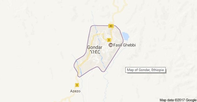Grenade Attack in Gonder North Western Ethiopia