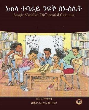 Single Variable Differential Calculus in Amharic ( Bahiru Kassahun & Woldearegay Wubneh)