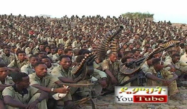 Tigray People Democratic Movement -TPDM - Ethiopia - TPLF