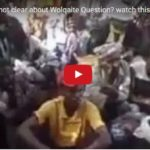 From archive : Wolqaite question and Colonel Demeke Zewdu
