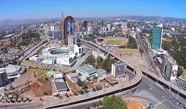 Destroy Addis Ababa – Adios Ethiopia (By Kebour Ghenna)