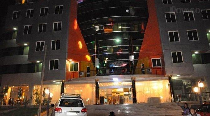 Florida International Hotel -Gonder - Ethiopia - grenade explosion