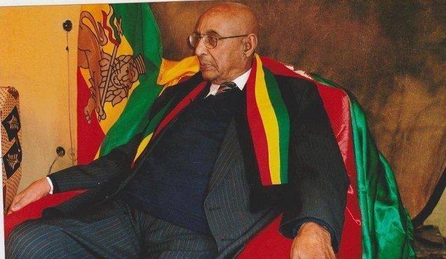 Jagema Kello - Ethiopian Hero - Patriot - passed away - Ethiopia
