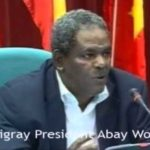 Abay Woldu - TPLF -beligerence - Ethiopian News -editorial