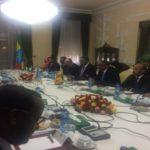 Somalia's new president Abdullahi Farmajo in Addis Ababa for a three days visit