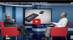 Kassa Kebede on Trump policy on Ethiopia and Eritrea