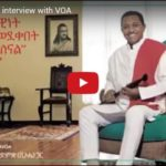 "Teddy Afro interview about his new album ""Ethiopia"""