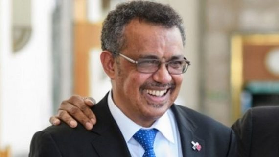 Tedros Adhanom Ghebreyesus elected as World Health Organization Director general
