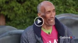 """Nothing is good like loving one another…"" says Ethiopia's tallest man in Seattle"