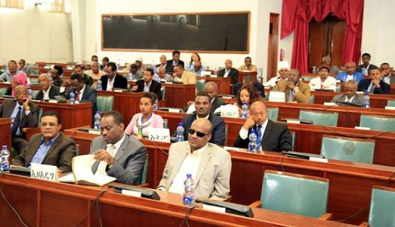 Proposal for constitutional reform ; talk on Ethiopia's international border rejected