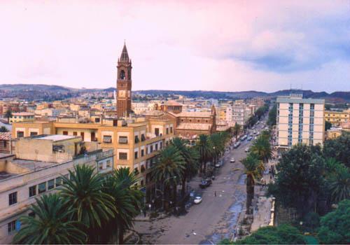 Asmara - UNESCO world heritage city