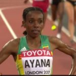 Unstoppable Almaz Ayana stunningly claimed championship title in London