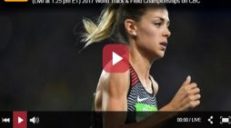 Athletics world Championships 2017 live stream