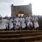 Water hyacinth invasion on Lake Tana got oromo youth activists to volunteer