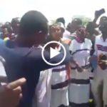 Video : Oromo Youth volunteer in Lake Tana,Bahir Dar