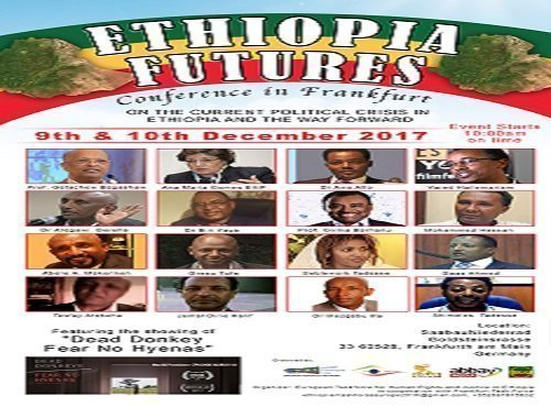 Ethiopian event  - conference in Frankfurt  , Germany