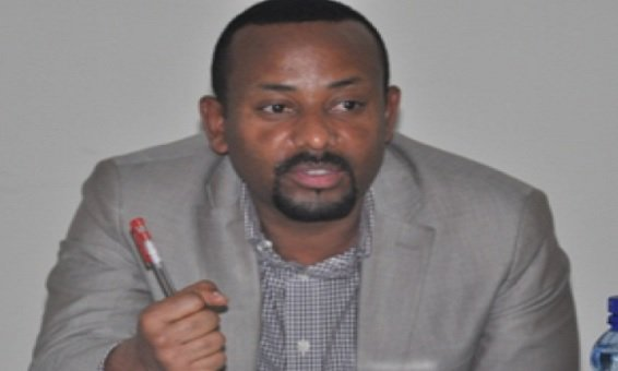 Abiy Ahmed in Somalia for bilateral talks
