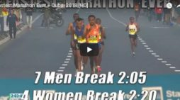 Dubai Marathon is clean sweep for Ethiopia with record time (with video)