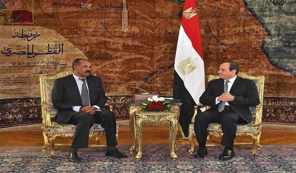 Egypt and Eritrea -
