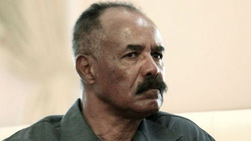 Eritrean president denies presence of Egyptian troops in his country