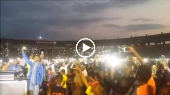 "Teddy Afro Bahir Dar Concert ""Ethiopia Journey to Love"""