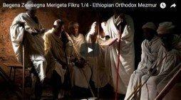 """Begena song Merigeta Fikru """"Kiber Temesgen Getachin"""""""