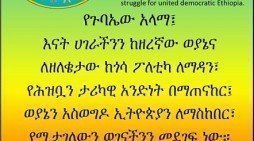 All Ethiopian Solidarity Conference, Washington DC