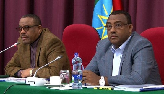 EPRDF council closed meeting hints a return to heavy handed policy