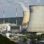 nuclear power plant _ Belgium