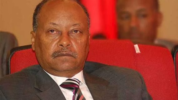 Prime minister Abiy Ahmed reportedly terminated Abay Tsehaye and three other officials