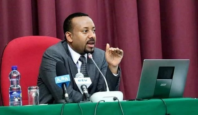 Abiy Ahmed _Service Delivery