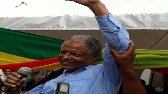 Andargachew Tisge Free at last, celebrated in Addis Ababa after he was released