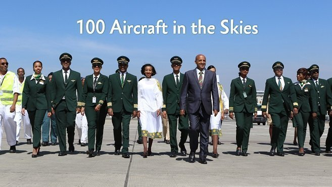 Ethiopian Airlines making a new benchmark in Africa