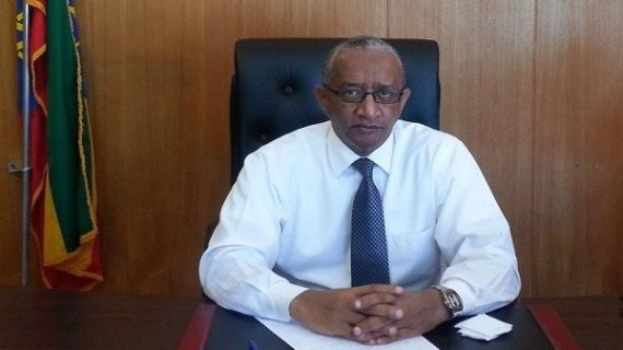 Ethiopia recalled its Ambassador from Saudi Arabia ; ambassador from Moscow moving to Brussels