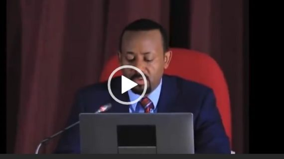 Prime minister Abiy Ahmed talking military reform, intends building navy