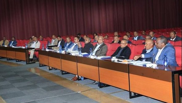 EPRDF Executive committee
