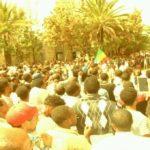 Mekelle Protest