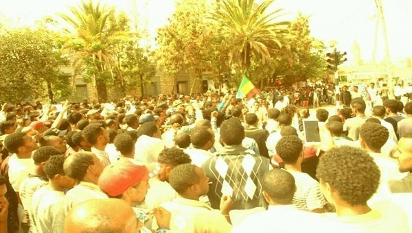 Protest over decision to award Bademe to Eritrea in the capital cancelled