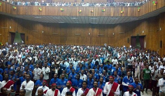 National Movement of Amhara party officially founded in Bahir Dar