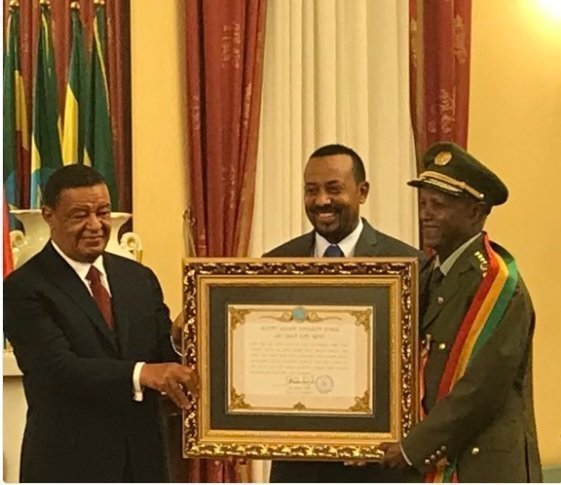 Abiy Ahmed Appointed New Chief of Staff to replace General Samora Yunis