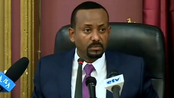 """""""Counter-reform forces incapable of reversing the course"""" PM Abiy Ahmed"""