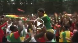 Bonga support rally for Prime Minister Abiy Ahmed