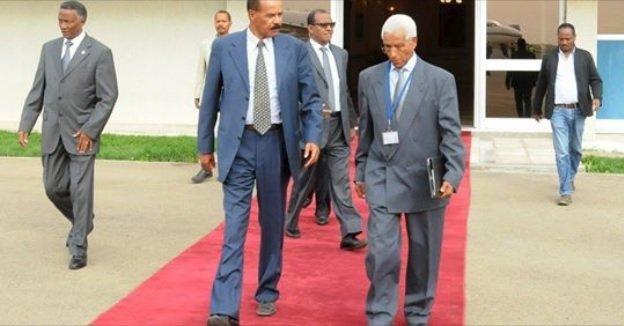 Eritrean presdient_ Amhara