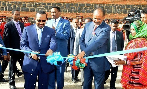 Ethiopia _ Eritrea embassy